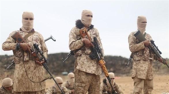 عناصر من القاعدة في اليمن (أرشيف)