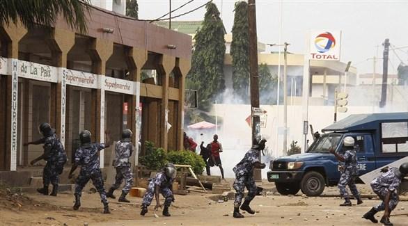 مواجهات بين الأمن والمحتجين في توغو (أرشيف)