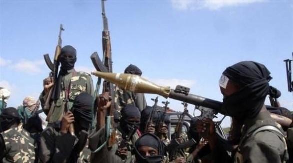 مسلحون من جماعة بوحرام المتطرفة (أرشيف)