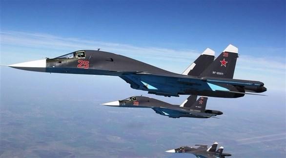 طائرات حربية روسية (أرشيف)