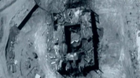 المفاعل النووي السوري (أرشيف)