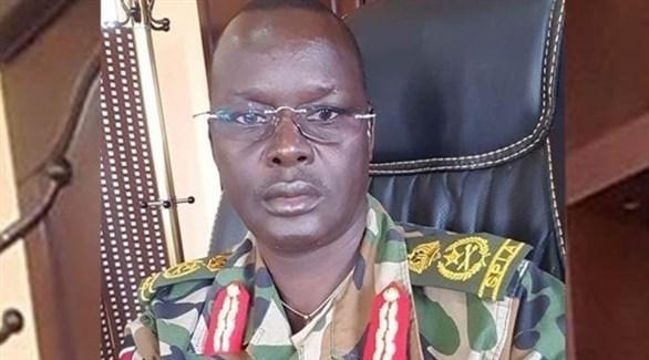 قائد الجيش الجديد في جنوب السودان غابرييل جوك رياك (أرشيف)