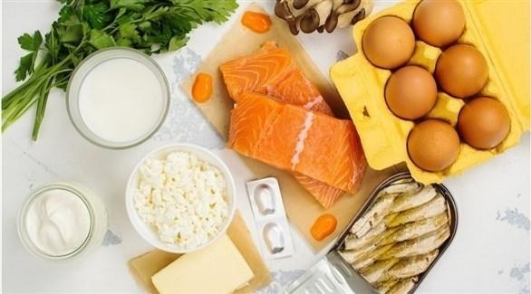 مصادر فيتامين د الغذائية 3
