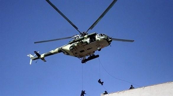 على طريقة  هوليود .. فرّ من السجن باستخدام المروحية