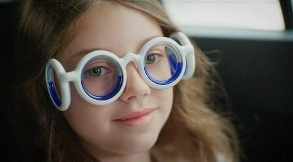 شركة فرنسية تبتكر نظارات لعلاج دوار الحركة