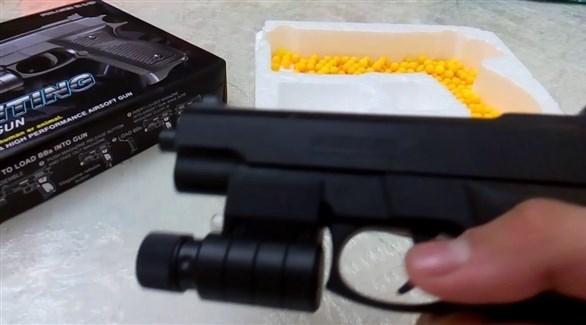 مسدس خرز (أرشيف)