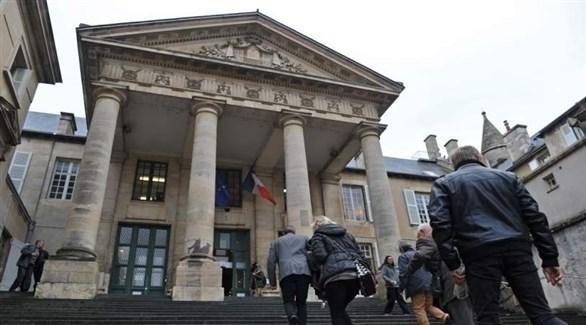 محكمة فرنسية (أرشيف)