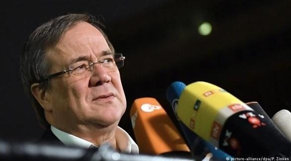 رئيس حكومة ولاية شمال الراين-ويستفاليا الألمانية أرمين لاشيت (أرشيف)