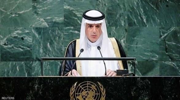 وزير الخارجية السعودي عادل الجبير (أرشيف)