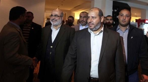 عناصر من حركة حماس الفلسطينية (أرشيف)