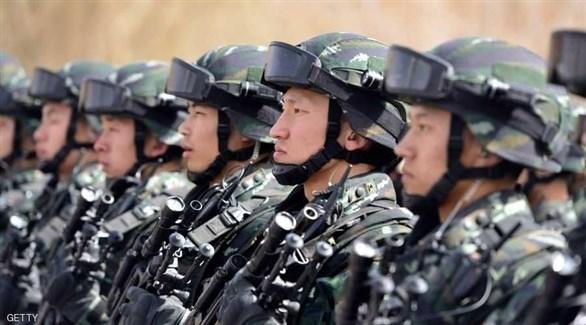 قوات الأمن الصينية (أرشيف)