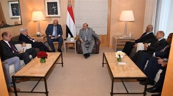 الحكومة اليمنية (أرشيف)