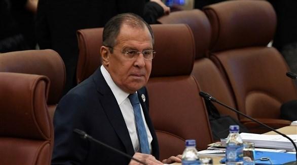 وزير الخارجيّة الروسي، سيرغي لافروف (أرشيف)