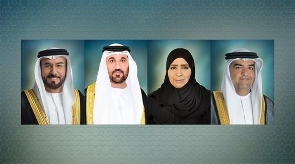 وفد الشعبة البرلمانية الإماراتية (من المصدر)