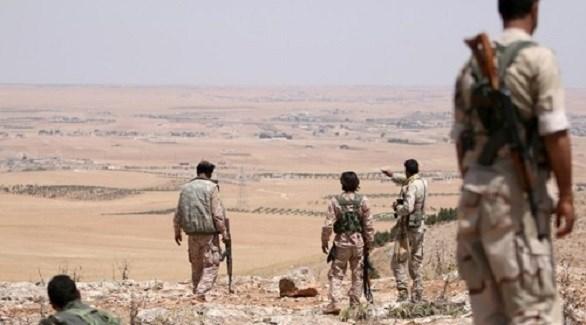 مسلحون من المعارضة السورية (أرشيف)