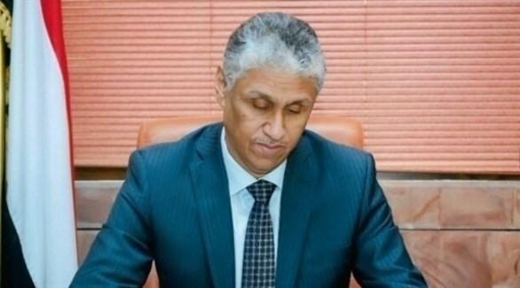 سفير اليمن لدى الإمارات فهد سعيد المنهالي (أرشيف)