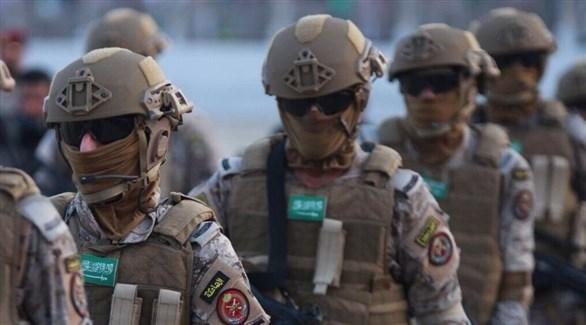 عناصر من القوات السعودية (أرشيف)