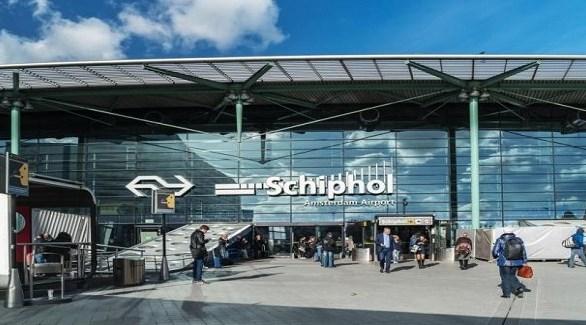 مطار شفيبول في أمستردام الهولندية (أرشيف)