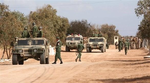 عناصر من الجيش المغربي (أرشيف)