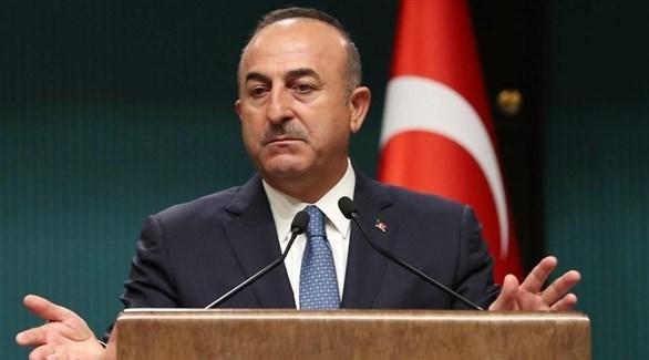 وزير الخارجية التركي مولود تشاوش أوغلو (أرشيف)