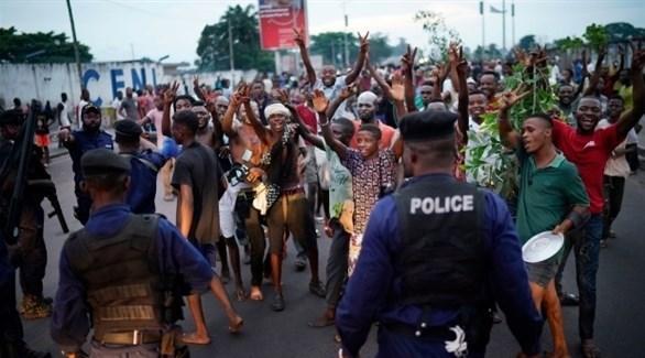 أعمال عنف أثناء انتخابات الكونغو الديموقراطية (أرشيف)