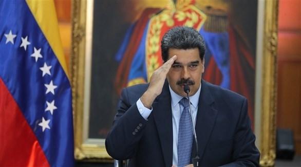 الرئيس الفنزويلي نيكولاس مادورو (اي بي ايه)