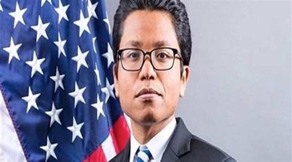 المتحدث باسم الخارجية الأمريكية، ناثان تك (أرشيف)