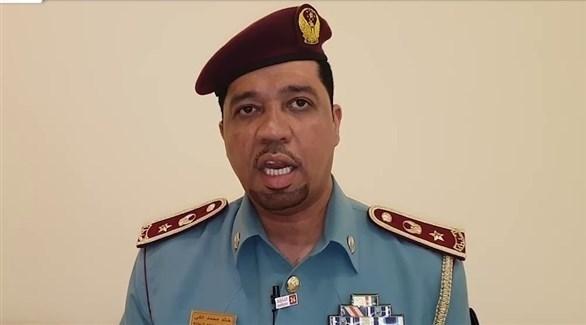 نائب مدير إدارة المرور والدوريات بشرطة الشارقة المقدم خالد الكي (أرشيف)