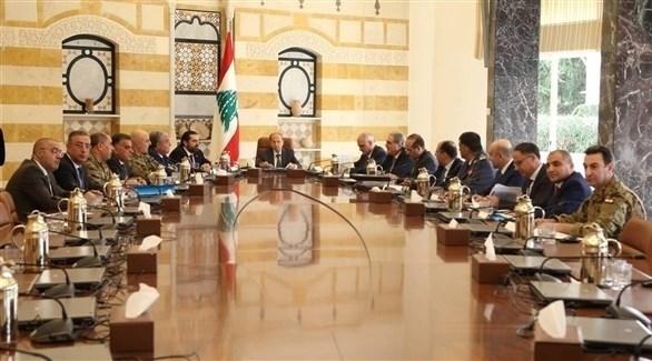 المجلس الأعلى للدفاع في لبنان (أرشيف)