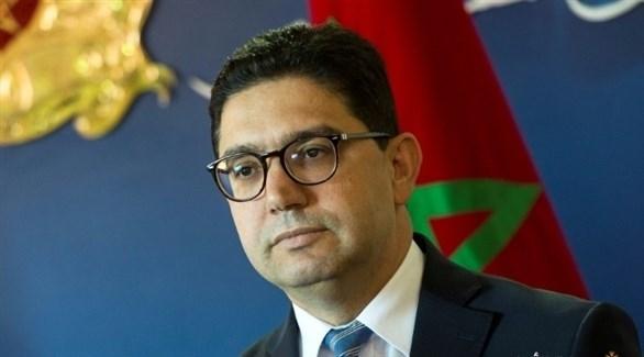 وزير الخارجية المغربي ناصر بوريطة (أرشيف)