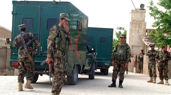 جنود أفغان (أرشيف)