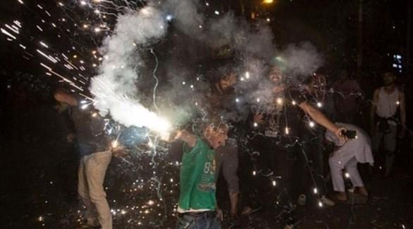 احتفالات رأس السنة في باكستان (أرشيف)