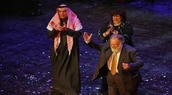 افتتاح مهرجان المسرح العربي بدار الأوبرا المصرية (24 - محمود العراقي)