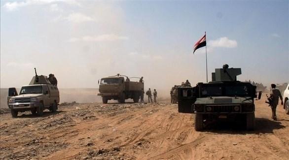 فافلة عسكرية للجيش اليمني (أرشيف)