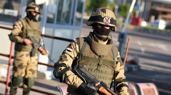 عناصر أمنية في مصر