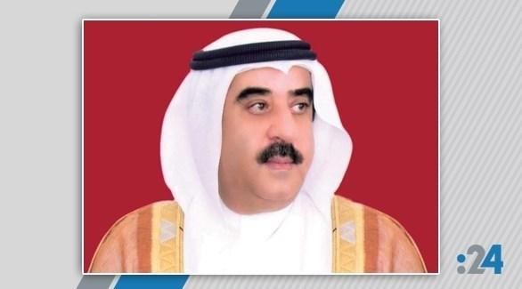 عضو المجلس الأعلى حاكم أم القيوين الشيخ سعود بن راشد المعلا (أرشيف)