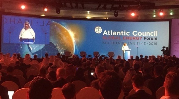 منتدى الطاقة العالمي في أبوظبي (أرشيف)