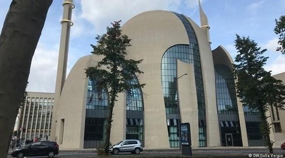 أحد المساجد في ألمانيا (أرشيف)