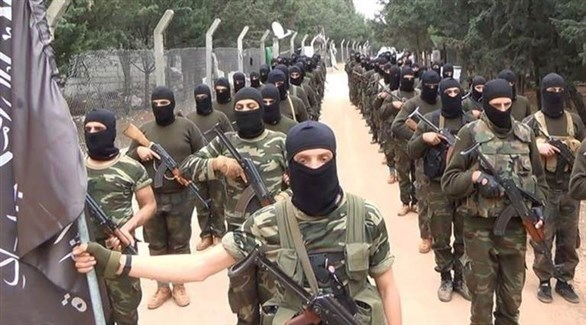 مسلحون من هيئة تحرير الشام في حلب (أرشيف)