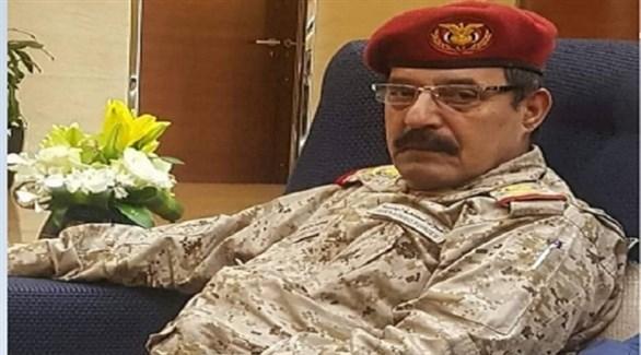 رئيس شعبة الاستخبارات العسكرية اللواء محمد صالح طماح (أرشيف)