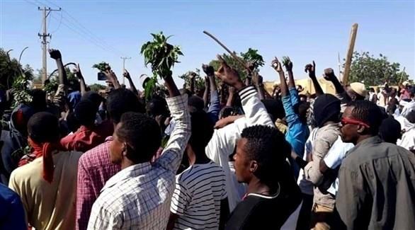 احتجاجات في الخرطوم (أرشيف)