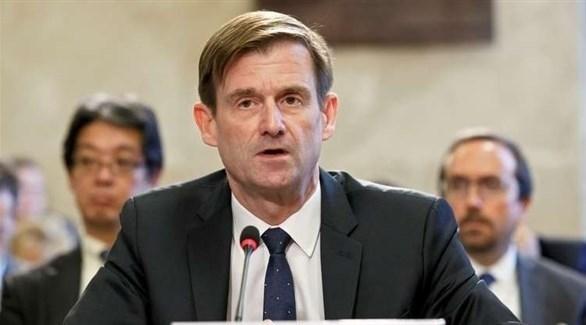مساعد وزير الخارجية الأمريكية للشؤون السياسية السفير دافيد هيل (أرشيف)