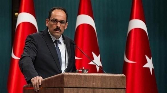 المتحدث باسم الرئاسة التركية إبراهيم غولن (أرشيف)