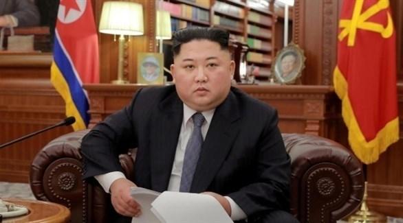 الزعيم الكوري الشمالي كيم جونغ أون (أرشيف)