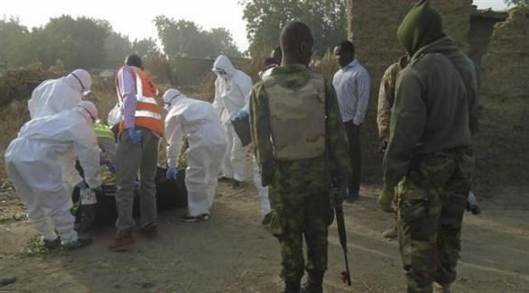 هجوم سابق لبوكو حرام في نيجيريا (أرشيف)