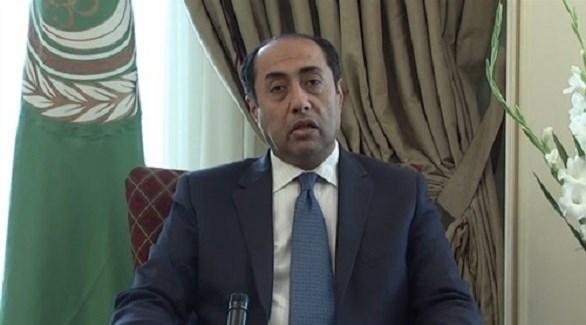 الأمين العام المساعد لجامعة الدول العربية حسام زكي (أرشيف)