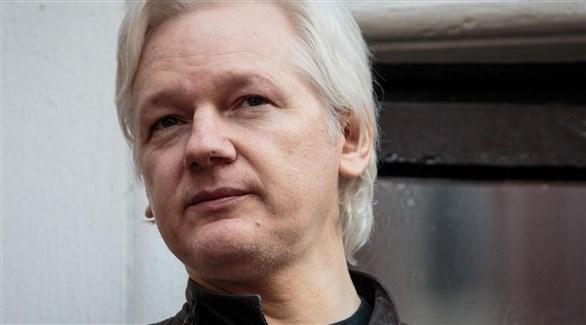 مؤسس موقع ويكيليكس جوليان أسانج (أرشيف)