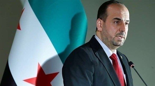رئيس هيئة التفاوض بالمعارضة السورية نصر الحريري (أرشيف)