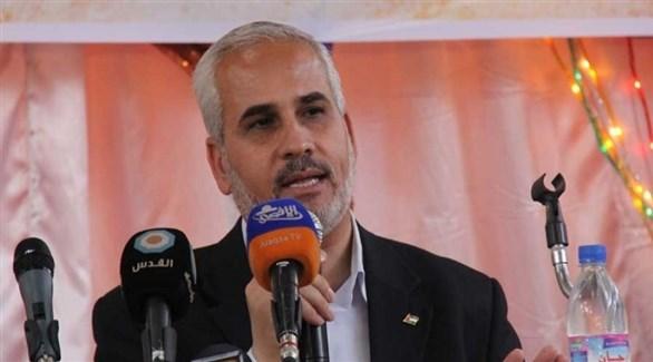 المتحدث باسم حركة حماس فوزي برهوم (أرشيف)