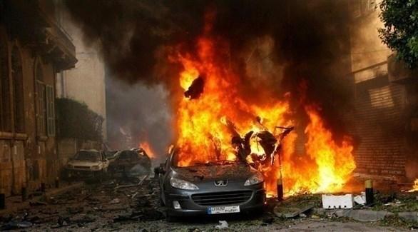 تفجير سابق في دمشق (أرشيف)